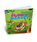 Funky Monkey Sing-Along Book