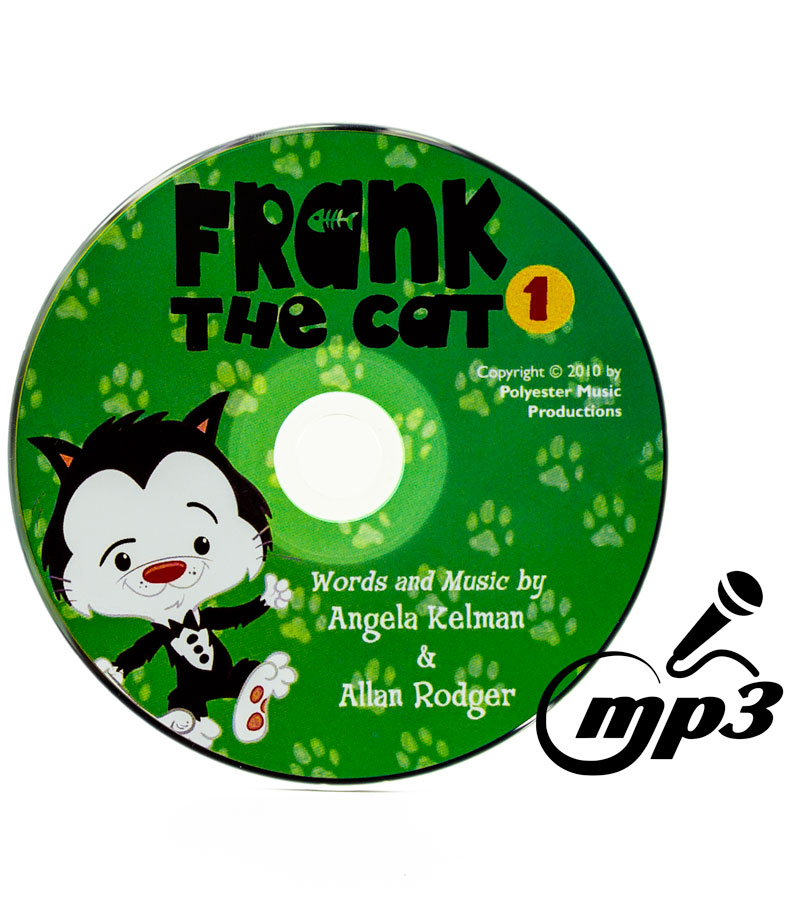 frank the cat karaoke version