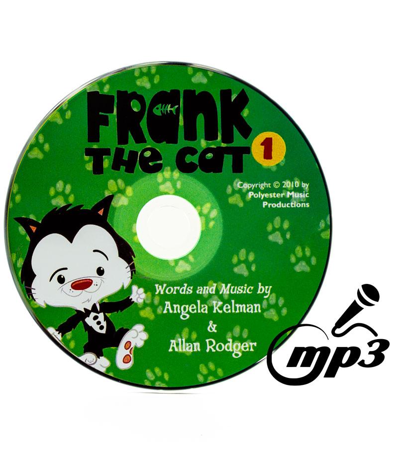 frank the cat karaoke version
