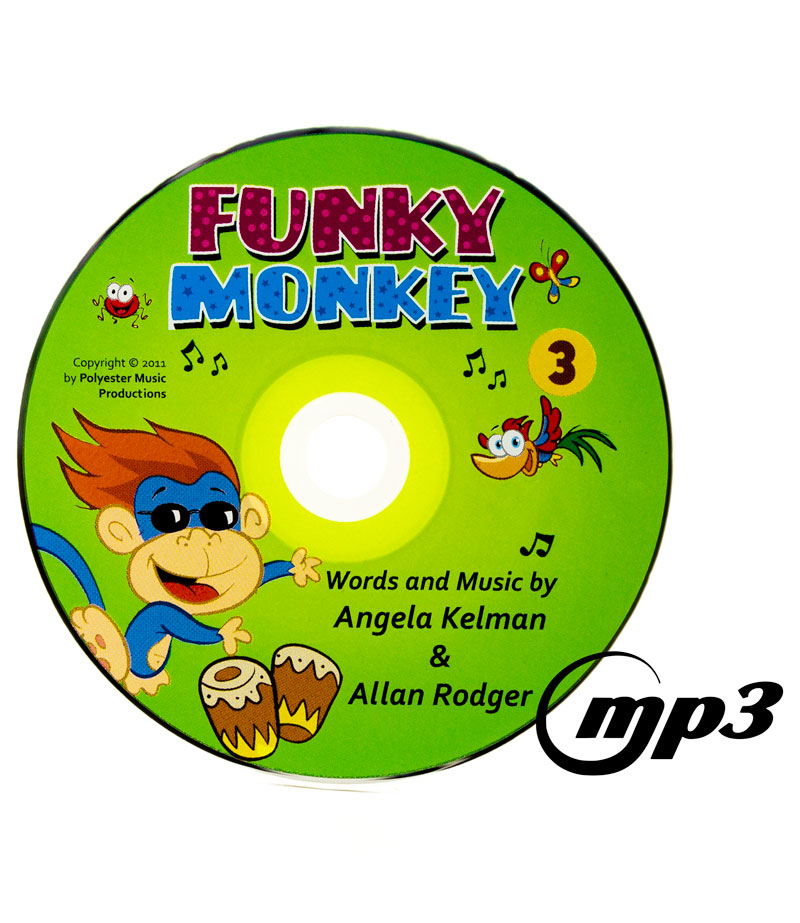 mp3 version of the funky monkey