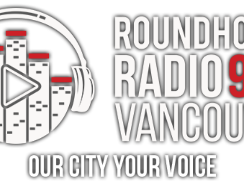 Interview at Roundhouse Radio